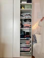 Mein Schrank... ja fast alles ist von Ikea (;