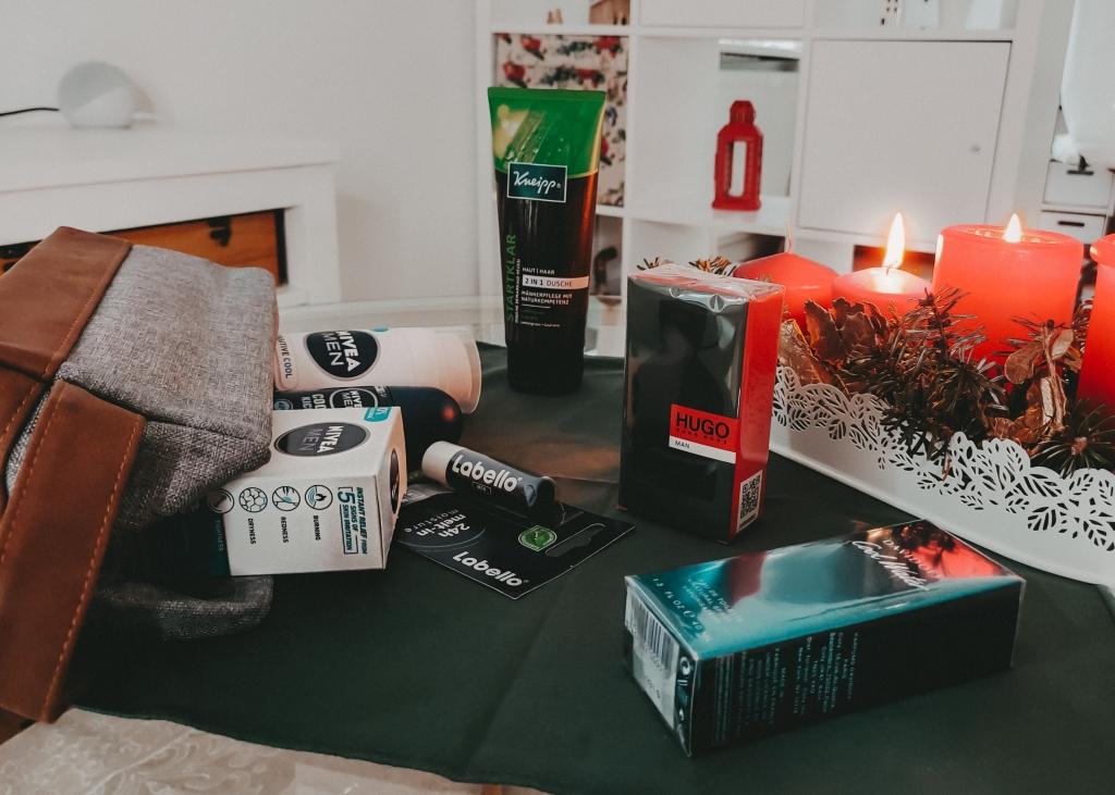 Weihnachtsgeschenke für Herren, gefunden bei Notino