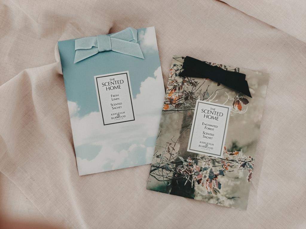 Duftsäckchen für den Kleiderschrank