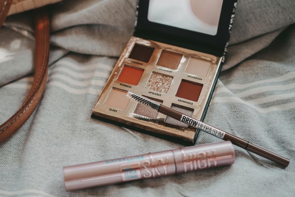 Make-up Produkte für die Augen