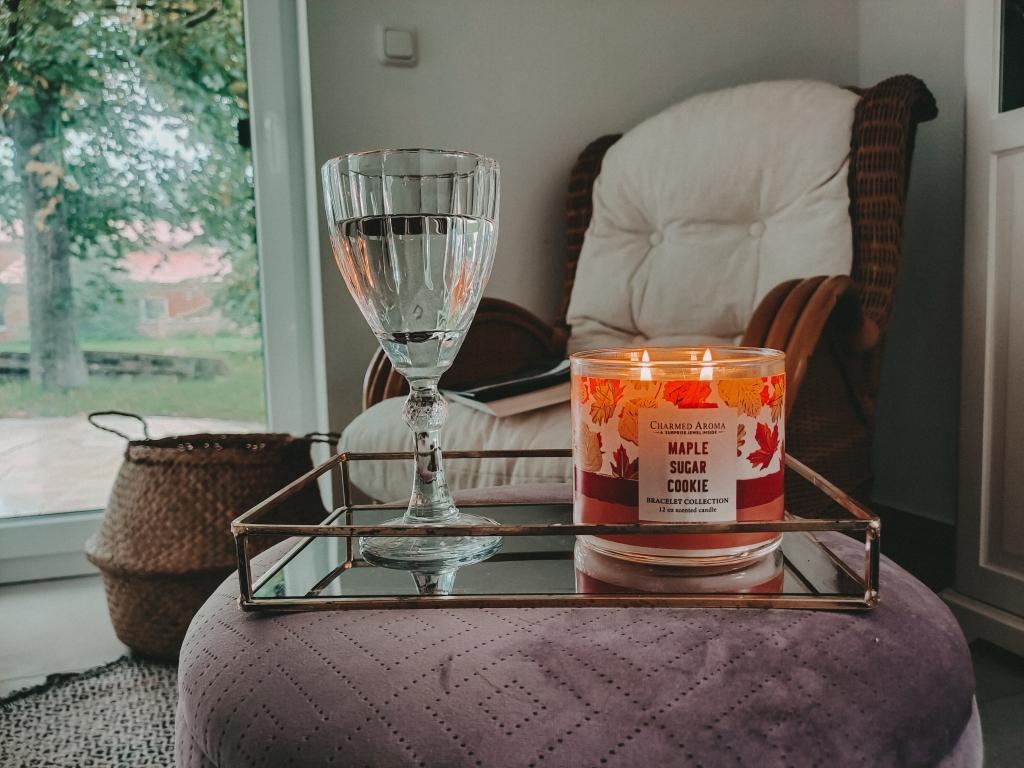 Kerze von Charmed Aroma